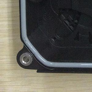 瓦克988CIPG密封点胶展示
